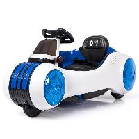 Children's Battery Motorbikes 3 Wheel Kids Motorcycle Electric with Colored LED Light (ST-YB888)