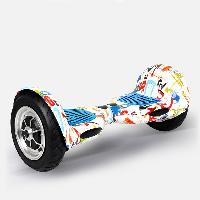 Remote Control 10 Inch Dropshipping 2 Wheel Self Balancing Electric Scooter Plastic Cover Hover (SPK-LR)