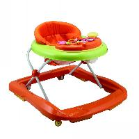 Cheap Plastic Kid Carrier Toys Baby Walker Stroller with Music and Lights (ST-W9631)