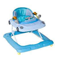 Cheap Plastic Kid Carrier Toys Outdoor Baby Musical Walker Multifunctional with Music (ST-W9206)