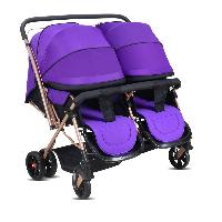 Popular Multifunctional Foldable Double Baby Stroller Trolley Baby Carriage for Twins (SF-S021A)