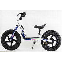 12 Inch Kids Balance Bike Bicycle Safety Baby Kick Bike with EVA Tyre Drum Brake (SF-S1257-C)