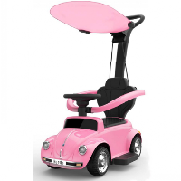 Newest License Bettle FTF Foot to Floor Walking Push Stroller Ride on Toy Car (ST-GQ618B)