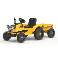 Newest Popular 2.4G Remote Control Kids Ride on Tractor with Trailer (ST-L9959)