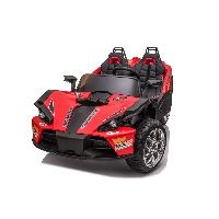 New Children's Electric Car 24V 2 Seater Bluetooth Player Battery Powered Ride on Car (ST-JC777)