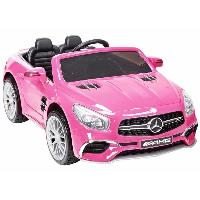 Licensed Benz Double Doors Electric Ride On Car Toys With Swing Founction For Kids (ST-KX602)