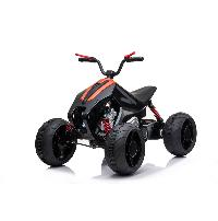 New Arrival Wholesale Ride On Toys Powerful Electric Four Wheels 24 Volt ATV for Kids with Portable Charging Vattery (ST-LL718)