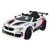 Hot Selling Licensed BMW M6 GT3 Bluetooth Play Music Kids Electric Ride on Racing Car Toys (ST-Q6666)