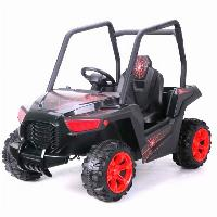 2021 Kids UTV Powerwheel battery operated 12V Cheap kids electric ride on car with the top part (ST-YS604)